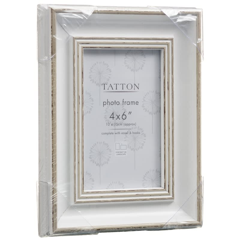 Tatton Photo Fram A4 8 X 12 Home Accessories Bm