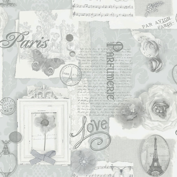 Silver Wall Paper arthouse felicity wallpaper - silver   decorating, diy