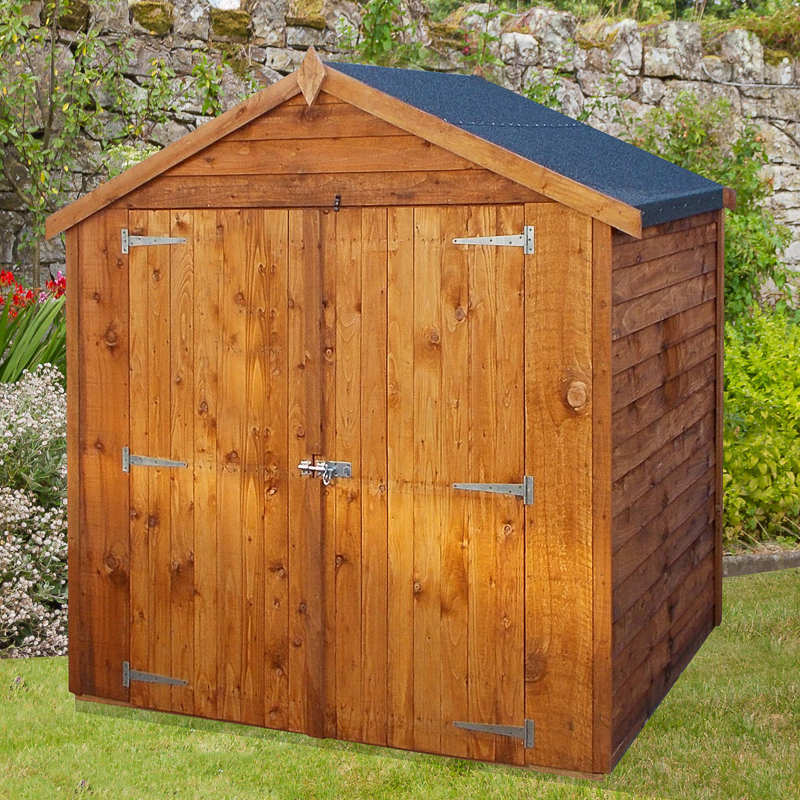 apex shed 4 x 6 garden shed garden buildings