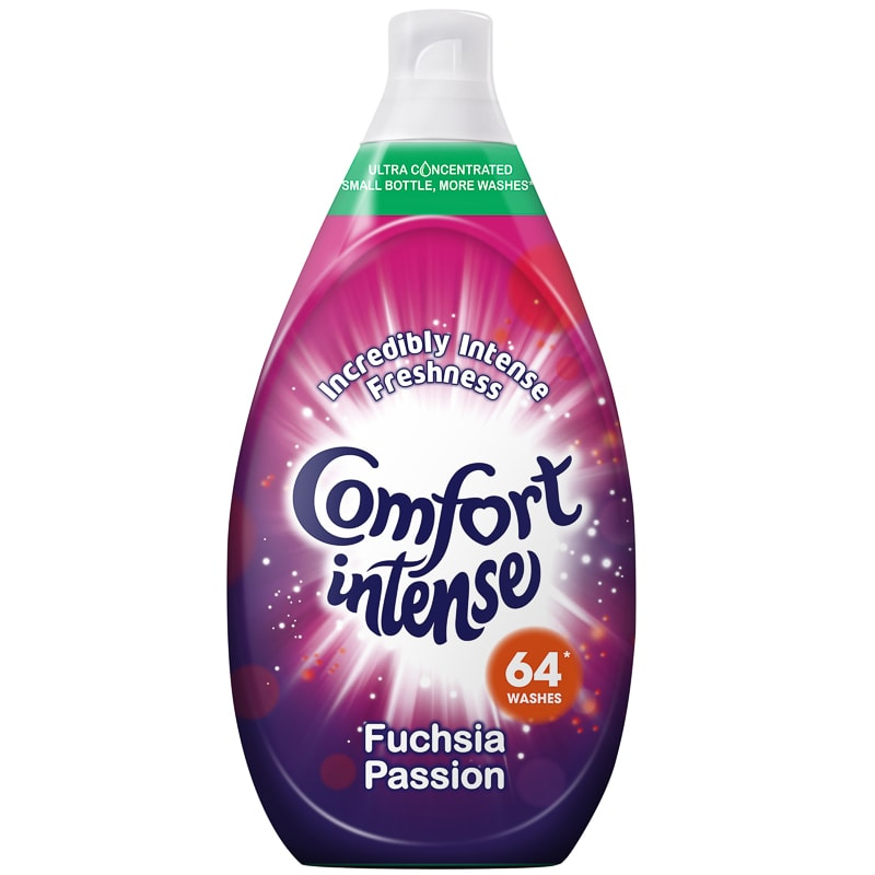 Comfort Fabric Conditioner Fuchsia Passion 960ml Fabric