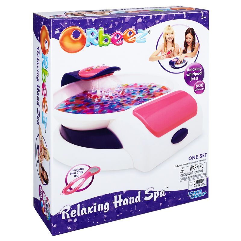 Orbeez Relaxing Hand Spa | Kids Health & Beauty Toys