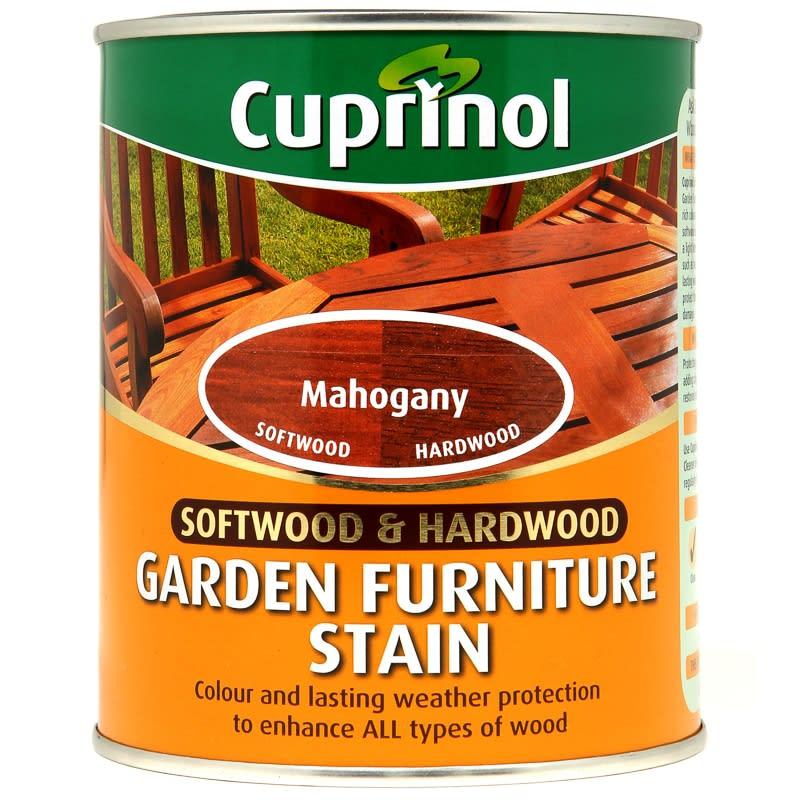 Cuprinol Garden Furniture Stain Mahogany 750ml Exterior Paint