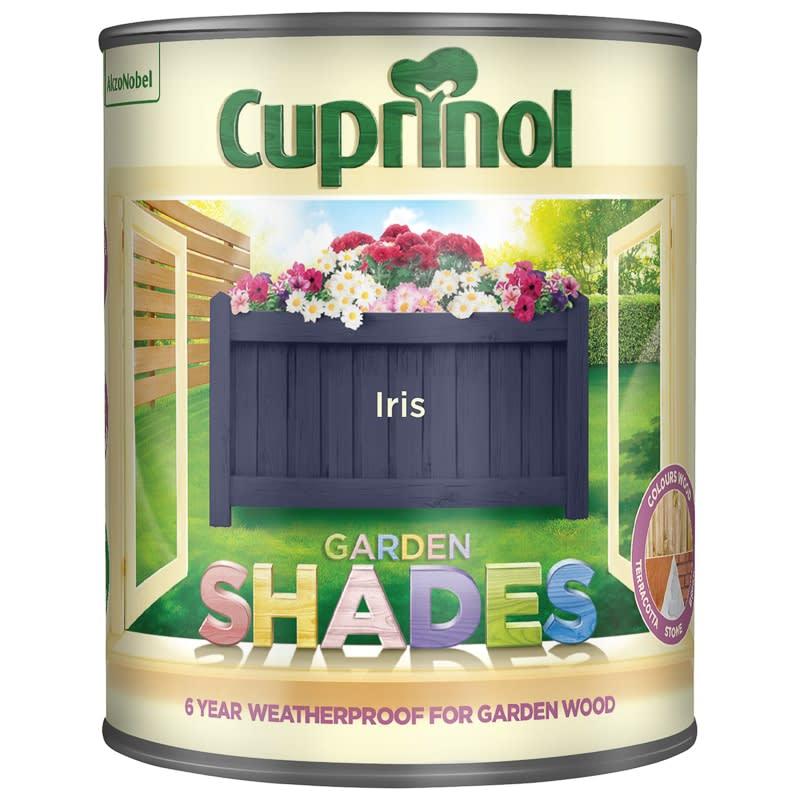 Captivating 313975 Cuprinol Garden Shades Iris 1l Paint