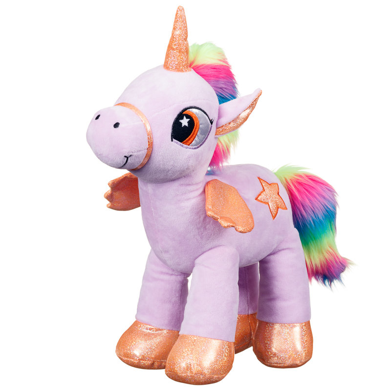 Toys For Ponies : Pony plush toy animal toys b m stores