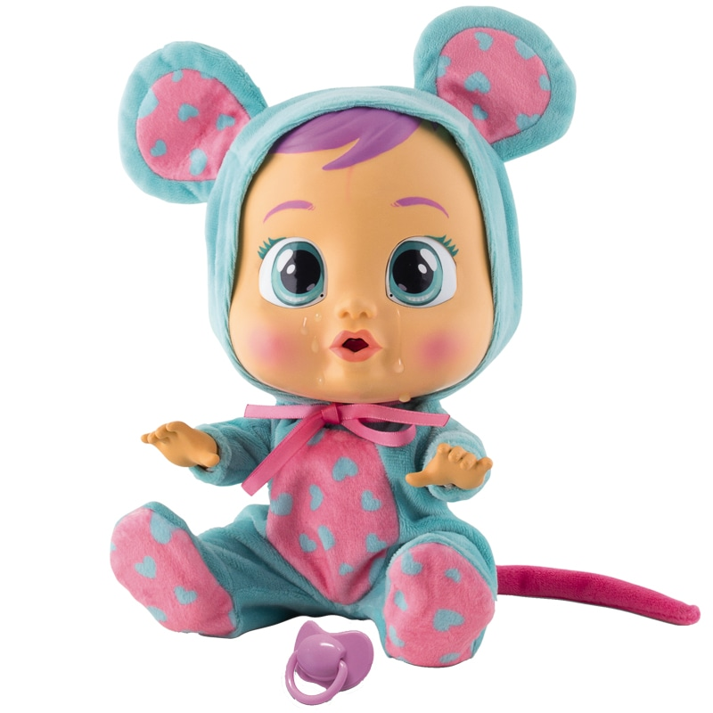 Lala cry babies doll dolls accessories b m stores for Porte bebe toys r us