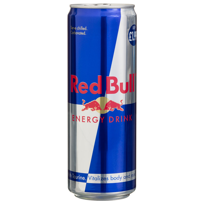 Red Bull Energy Drink 473ml Energy Drinks
