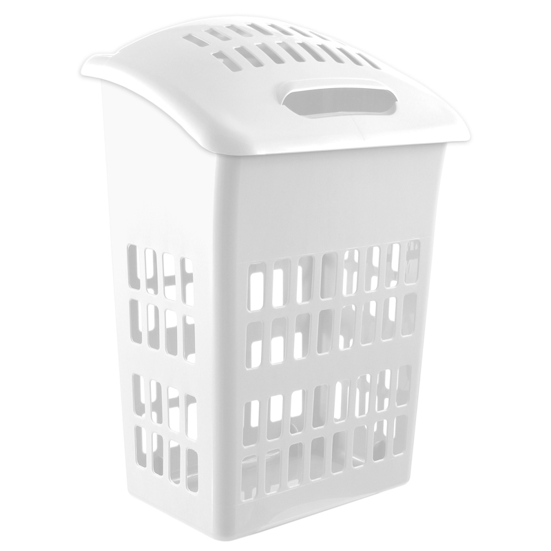 Tall Laundry Hamper Laundry Baskets B Amp M