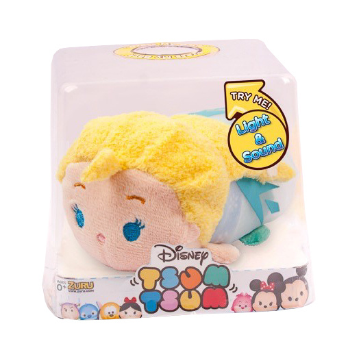 Disney Tsum Tsum Light Up Amp Sound Plush Elsa Toys
