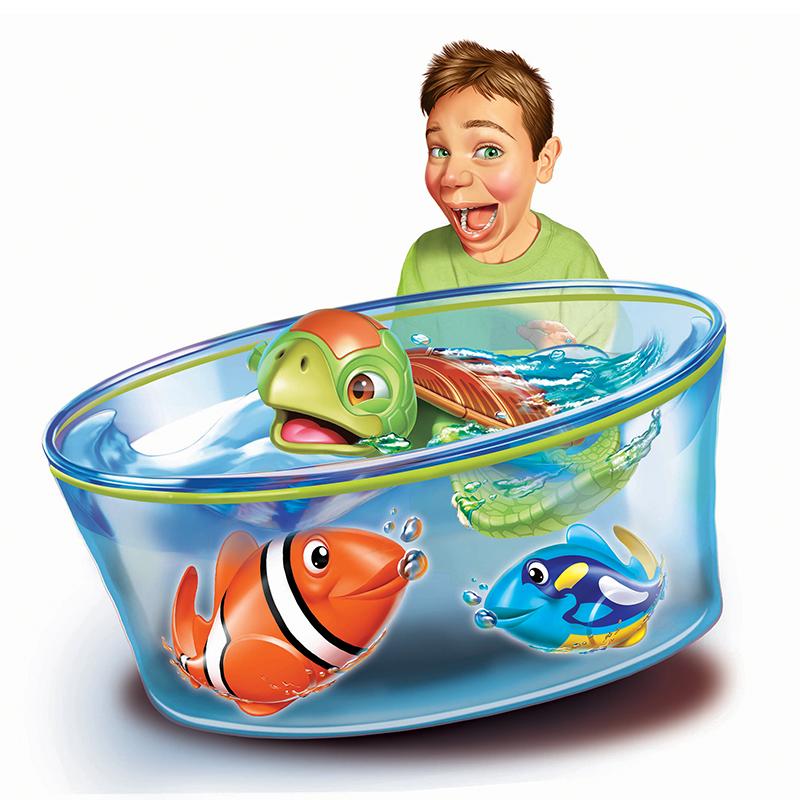 Robo Fish Play Set | Electronic Toys - B&M