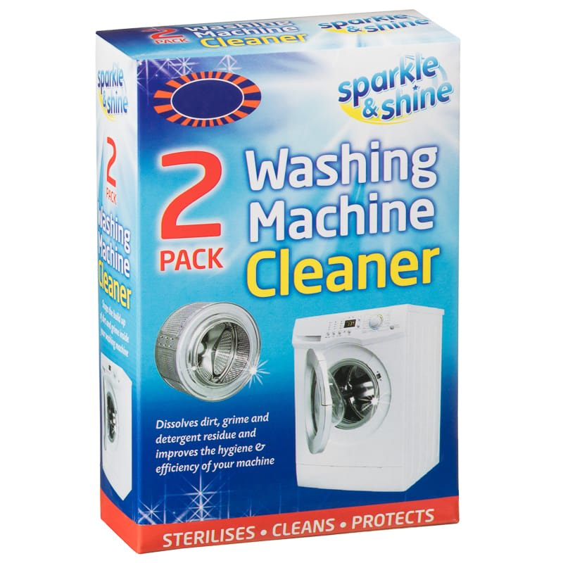 washing machine cleaner washing machine cleaner 250g 2pk laundry household 29277
