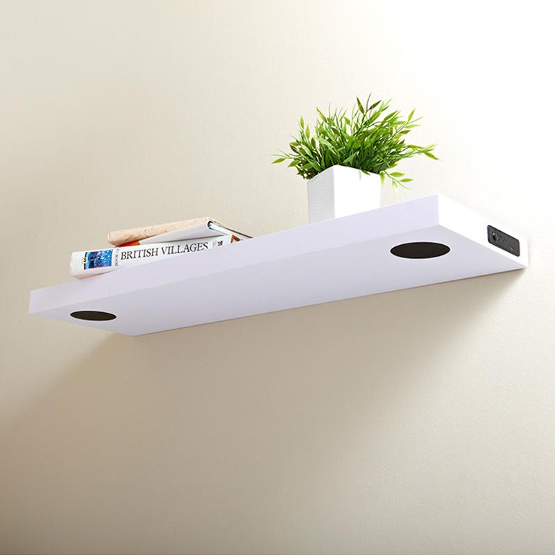 Bluetooth Shelf 80cm White Shelving B Amp M Stores