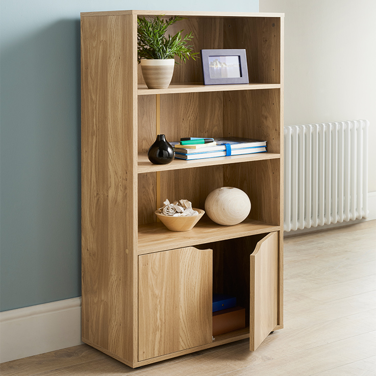 Turin Bookcase Storage Amp Shelving Furniture