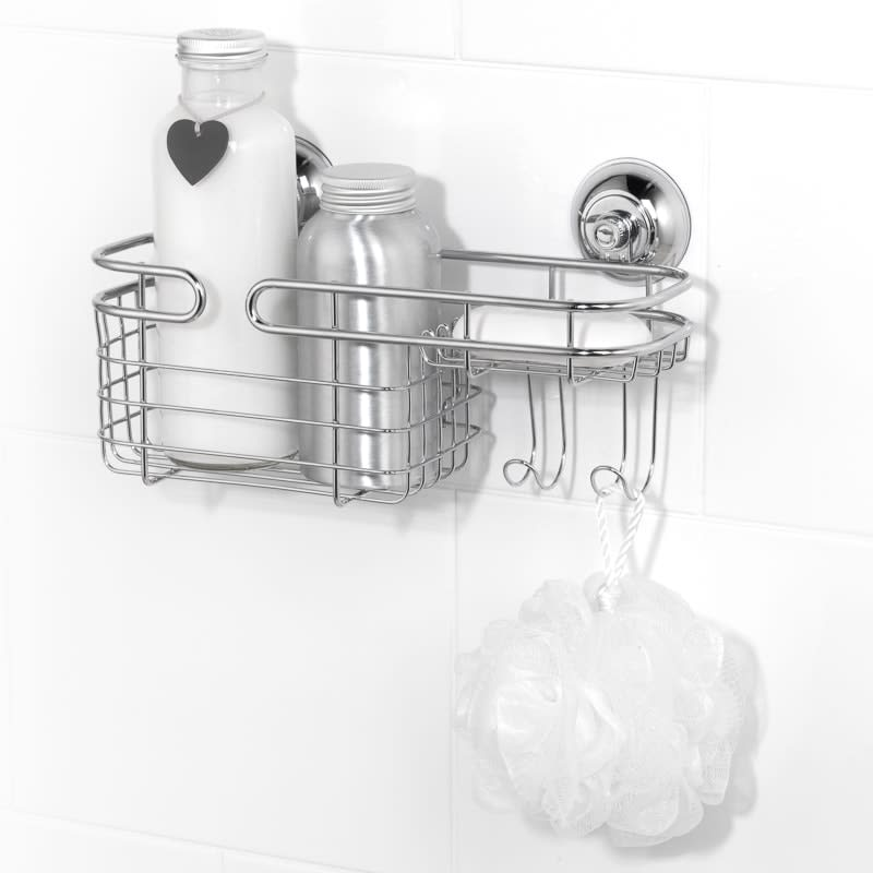 Beldray Bathroom Suction Caddy
