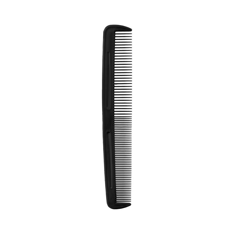 Hair Comb Set 6pc - Black