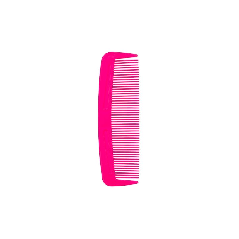 Hair Comb Set 6pc - Pink