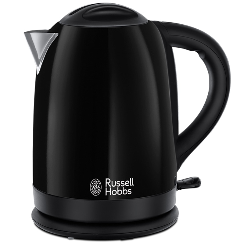 Russell Hobbs Dorchester Kettle Black Electrical