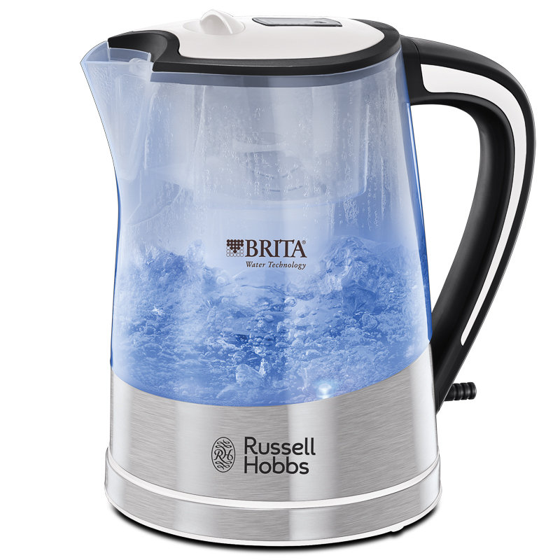russell hobbs brita filter purity kettle kitchen b m. Black Bedroom Furniture Sets. Home Design Ideas