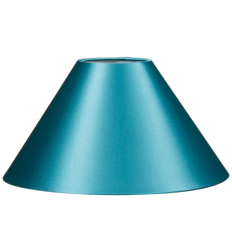 Beautiful 315588 12 Inch Coolie Satin Champagne Teal Shade