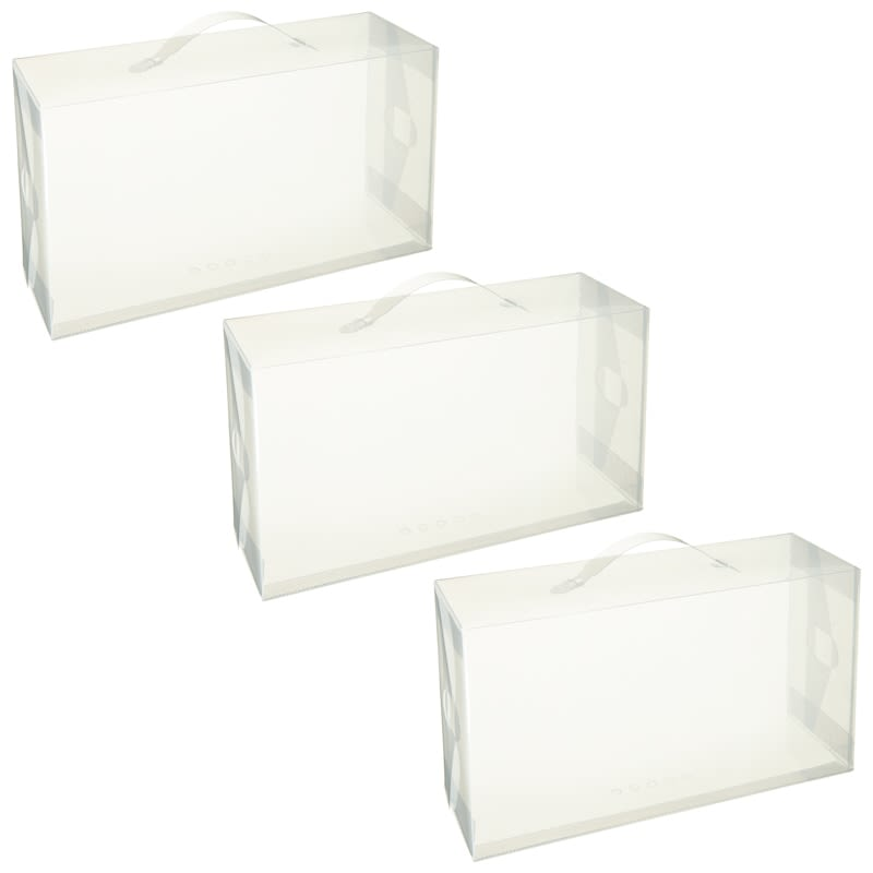Cheap Clear Shoe Boxes