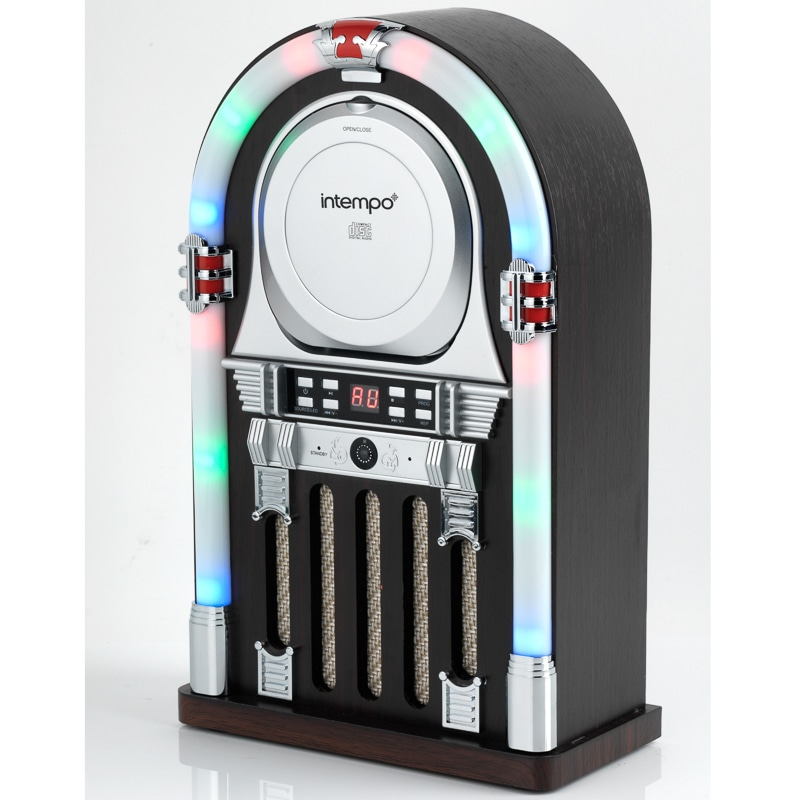 Intempo Mini Bluetooth Jukebox