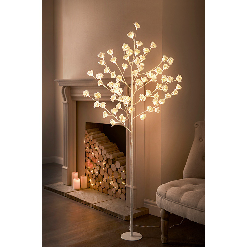 72 Led Large Rose Tree Lighting Accessories B Amp M