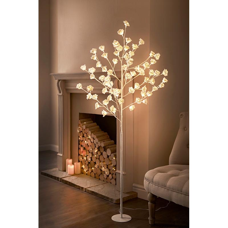 72 Led Large Rose Tree Lighting Accessories B Amp M