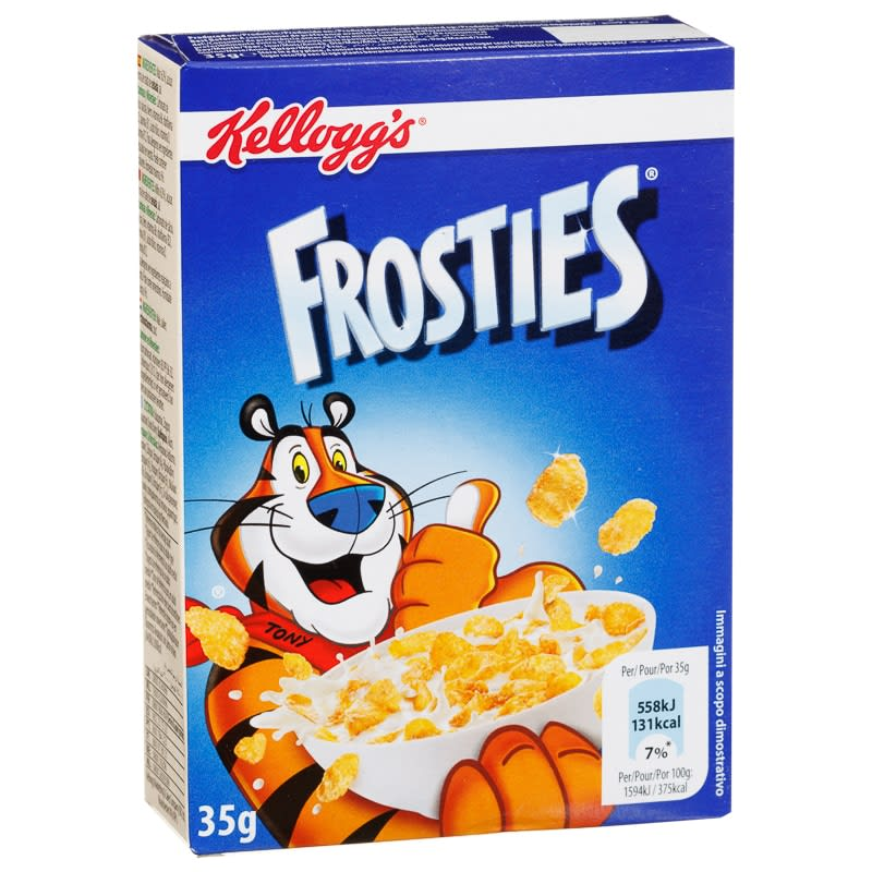 Kellogg's Frosties & Bowl