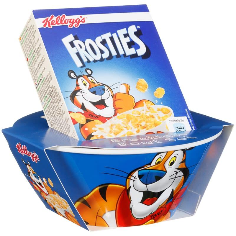 Kellogg's Frosties & Bowl