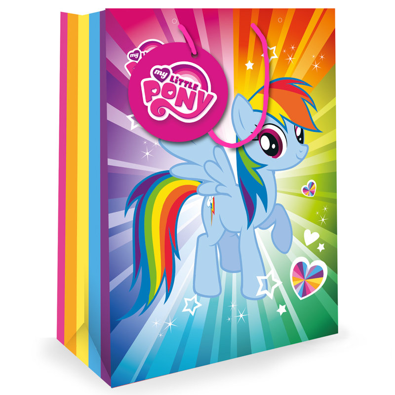My Little Pony Extra Large Gift Bag Kids Gift Bags B Amp M