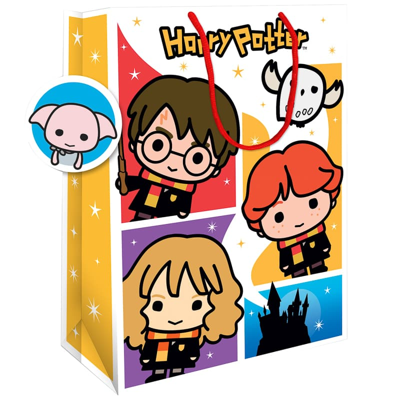 Harry Potter Extra Large Gift Bag