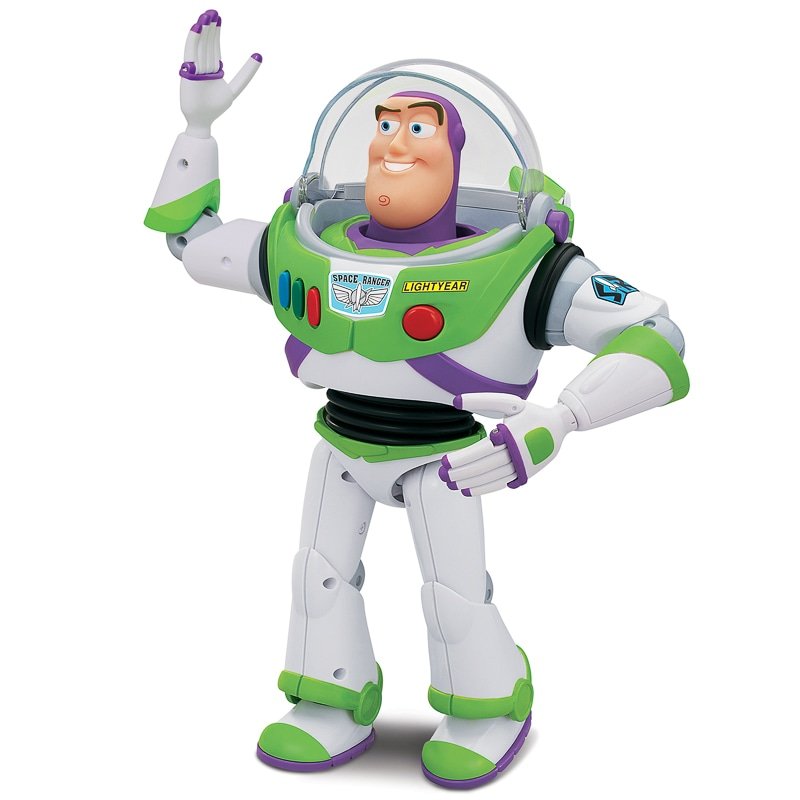 Buzz Lightyear Action Figure | Toy Story | Kids Toys - B&M
