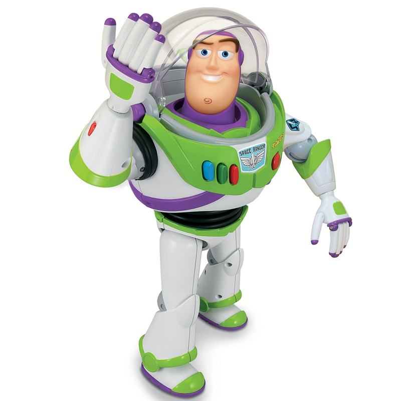 Buzz Lightyear Action Figure Toy Story Kids Toys B Amp M
