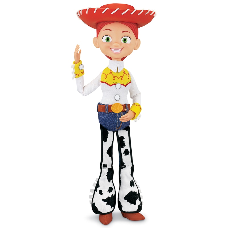 Cowgirl Jessie Action Figure Toy Story Kids Toys B Amp M