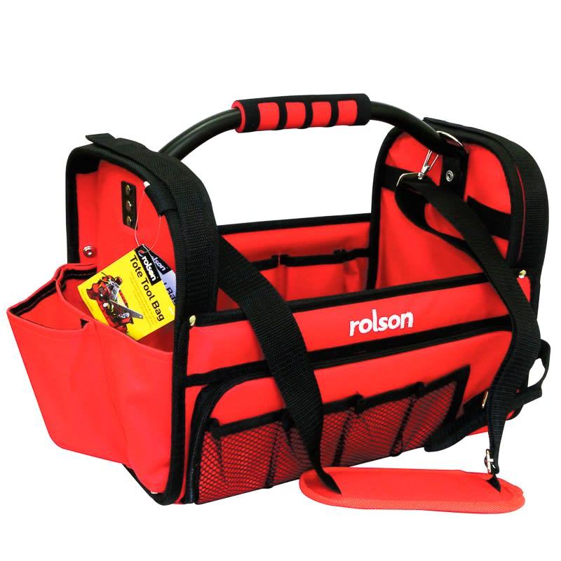 Rolson Tool Bag Diy Tool Box Amp Holdall B Amp M