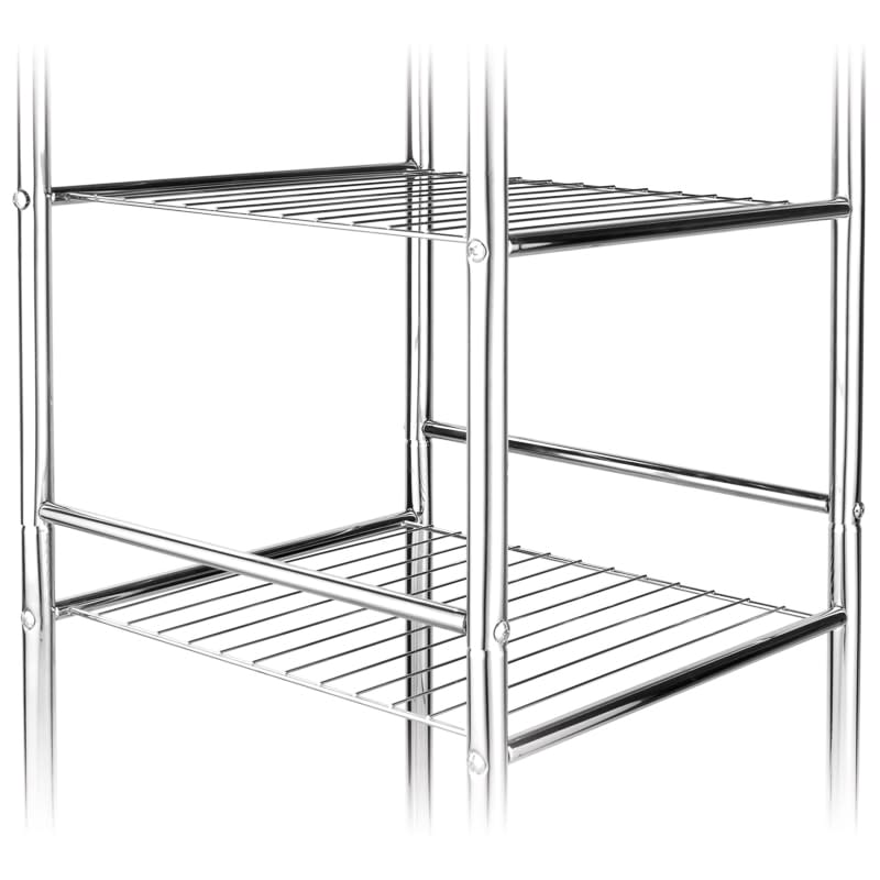 Beldray Six Tier Shelving Unit
