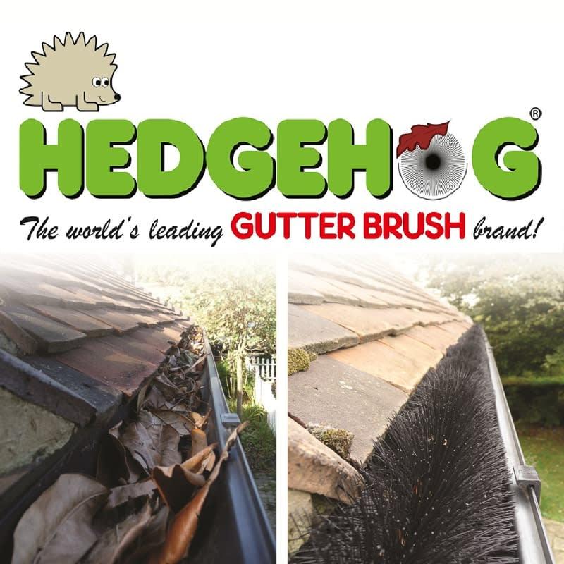 Hedgehog Gutter Brush Diy Roofing Amp Guttering B Amp M