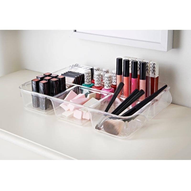 Vanity Organiser Bedroom Storage Storage Solutions B Amp M