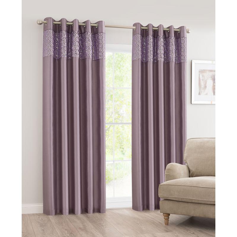 Christmas Curtain Panels