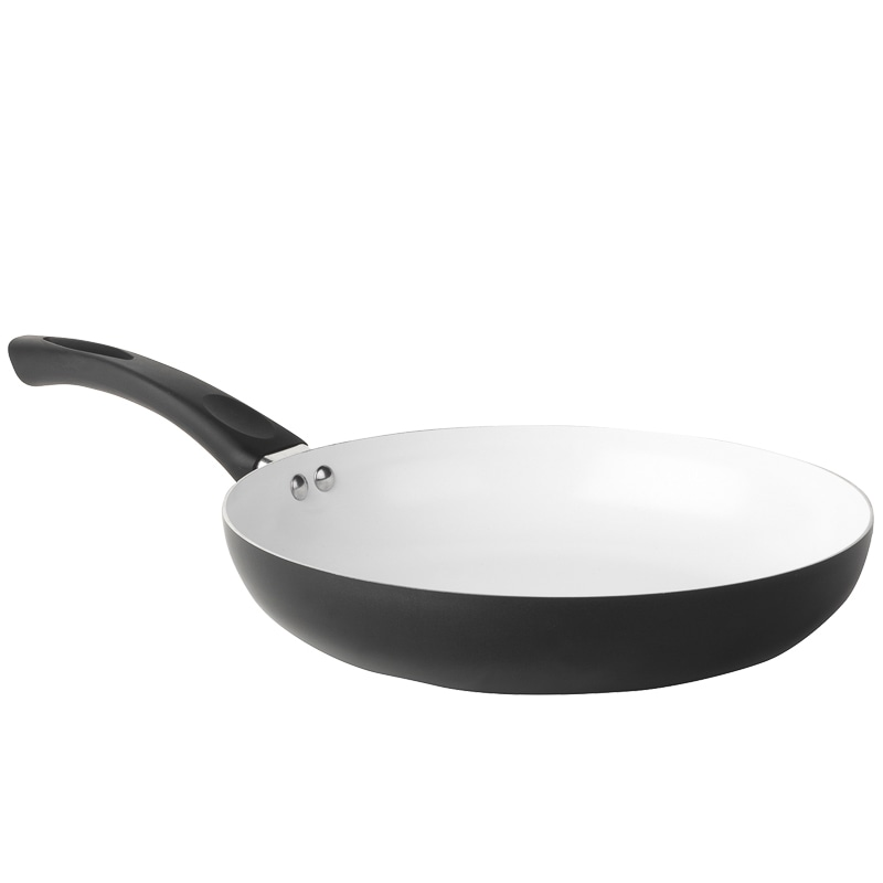 russell hobbs fusion ceramic frying pan 24cm kitchen. Black Bedroom Furniture Sets. Home Design Ideas