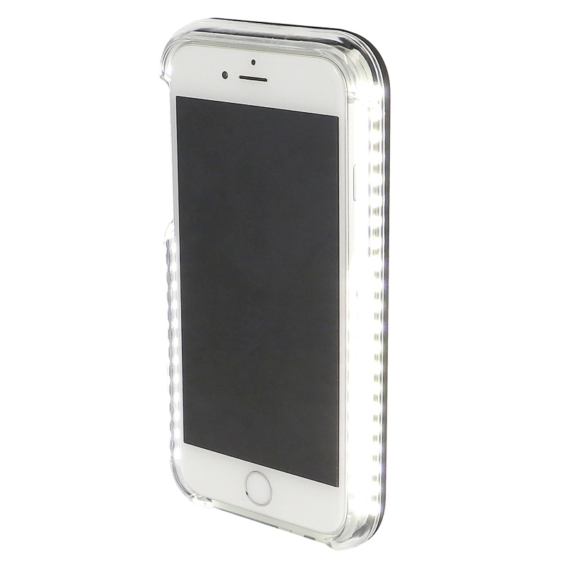 Optimum Illuminated Led Selfie Case Iphone 5 6 6s B Amp M