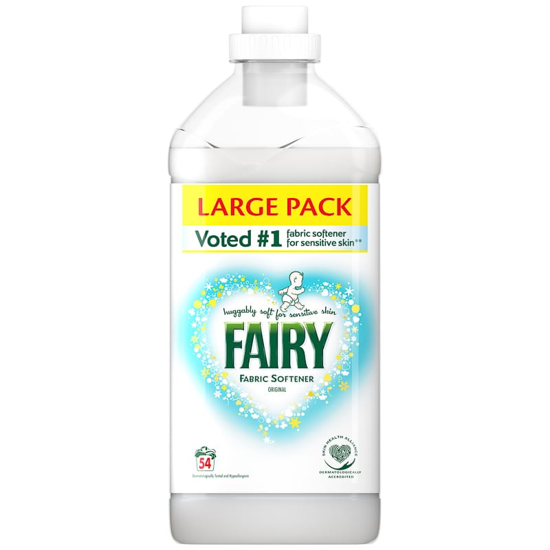 Fairy Fabric Softener Original 1.9L