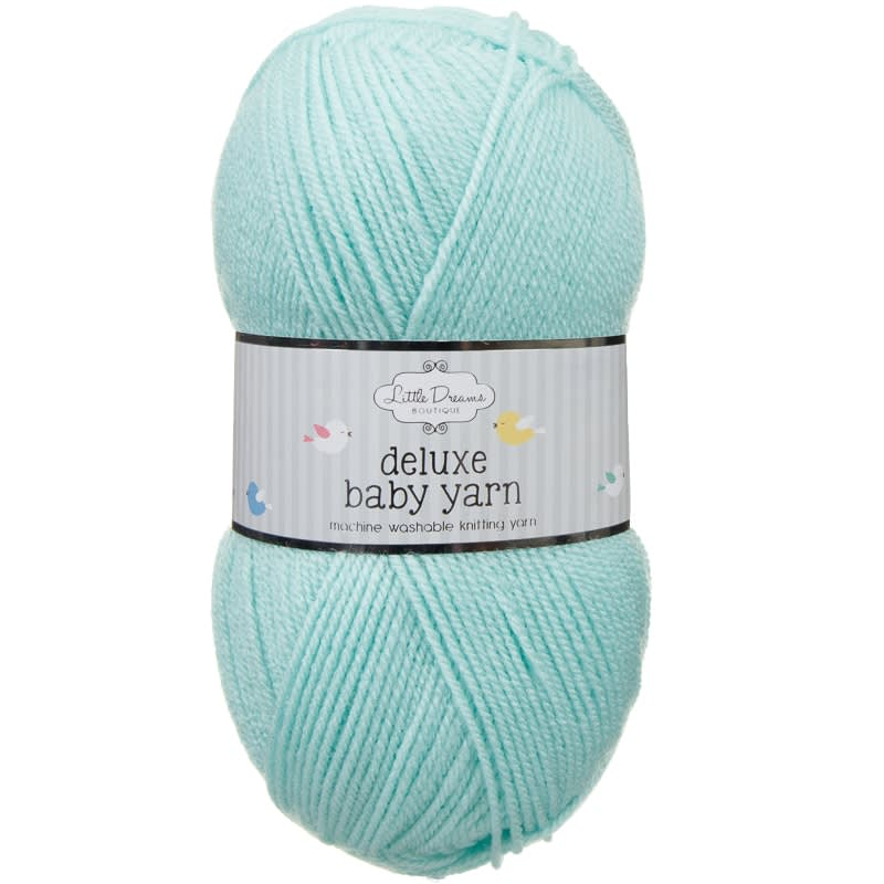 Knitting Essentials For Baby : Baby deluxe yarn g mint knitting accessories b m