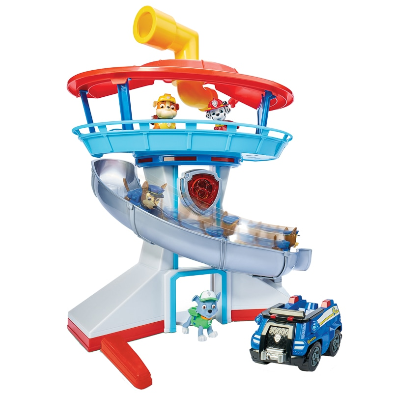Paw Patrol Lookout Tower Playset Kids Toys Amp Games B Amp M