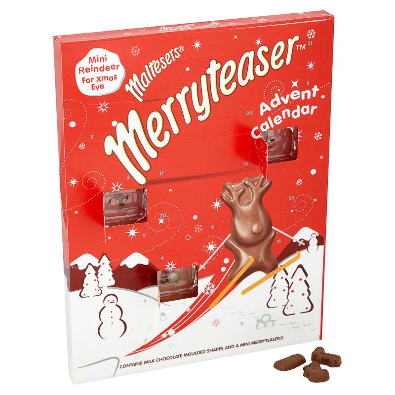 Maltesers Merryteaser Advent Calendar Christmas B M