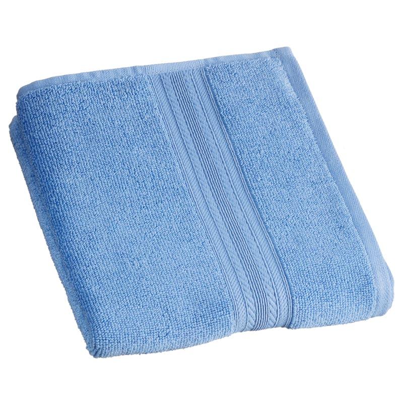 Hand Towel: Signature Zero Twist Hand Towel - Cornflower