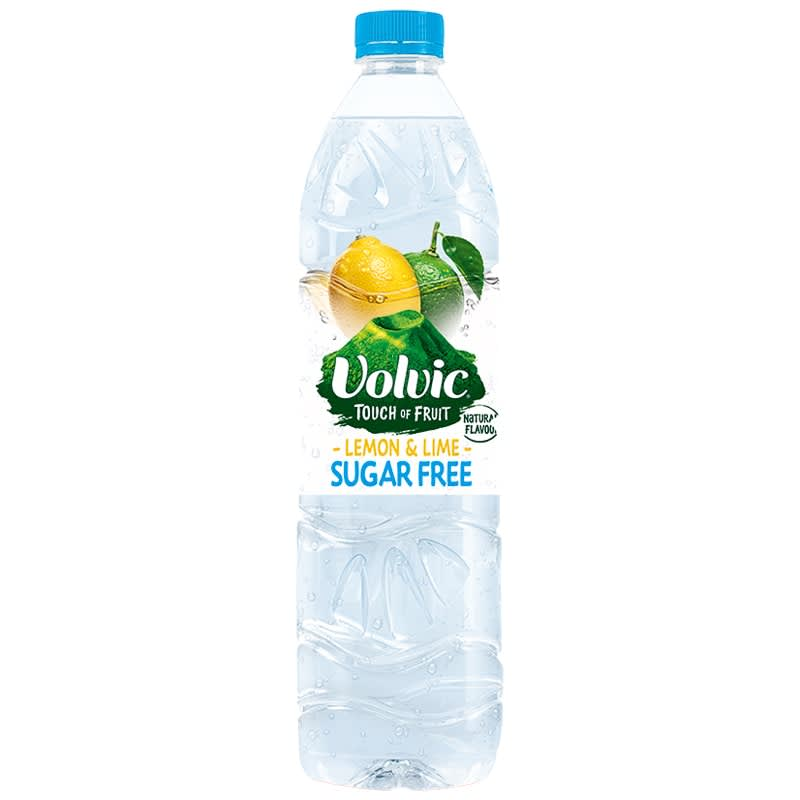 Volvic Touch of Fruit 1.5L - Lemon & Lime