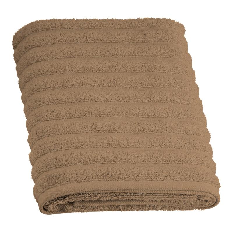 Retreat Zero Twist Ribbed Bath Towel Bathroom Textiles