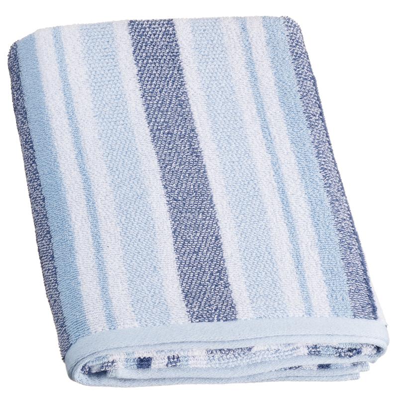 Newbury Stripe Bath Towel Bathroom Textiles B M Stores