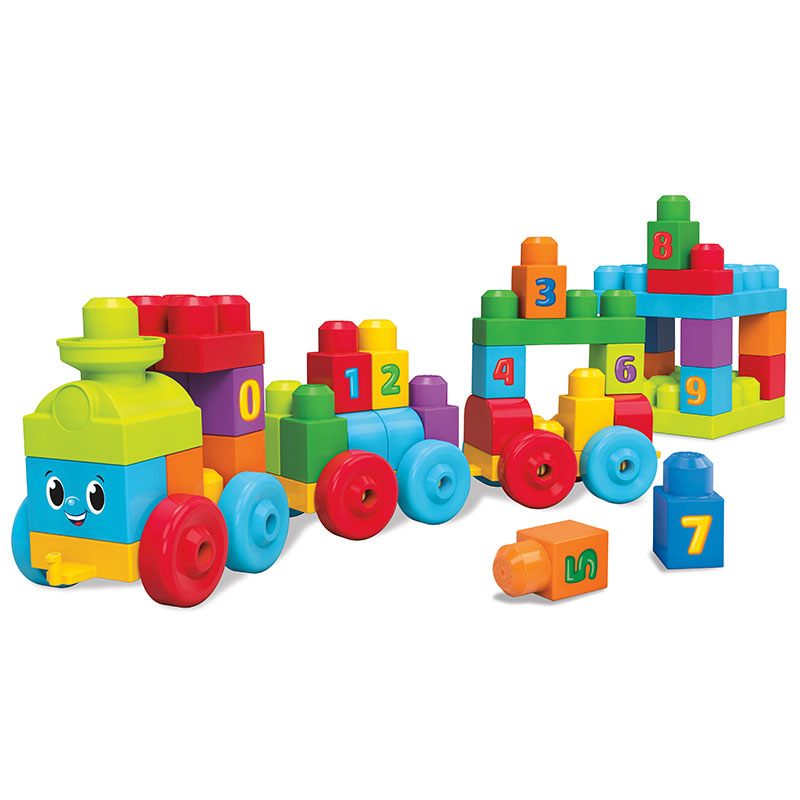 Learning Train Toys 108