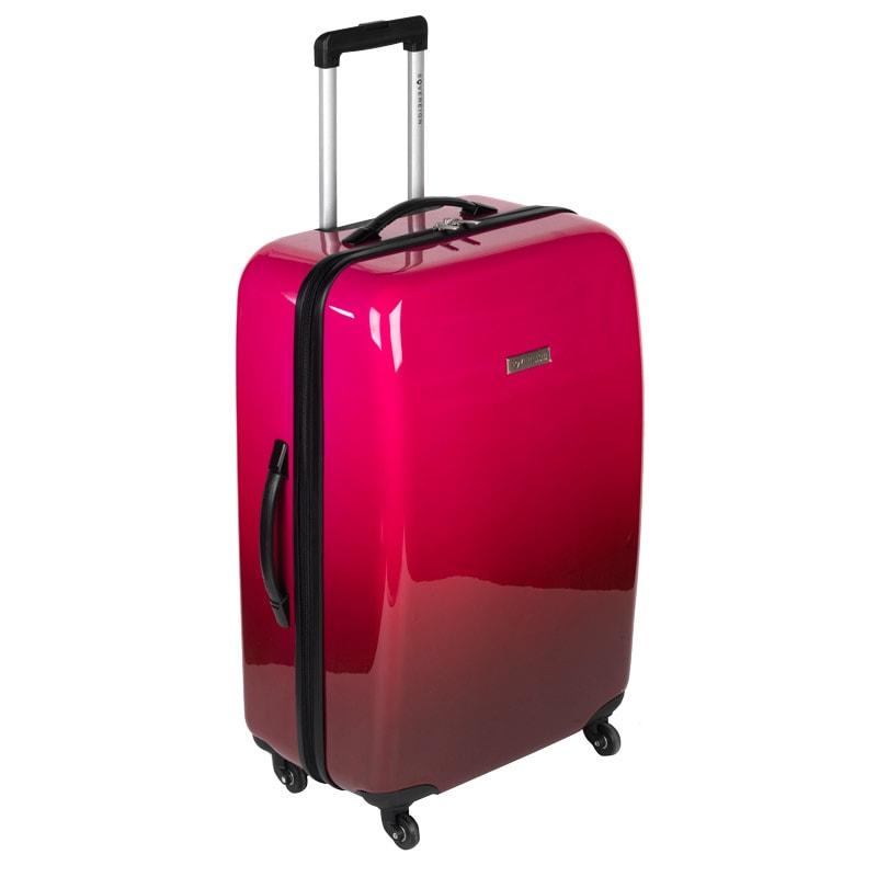 sovereign suitcase 81cm ombre luggage travel b m. Black Bedroom Furniture Sets. Home Design Ideas